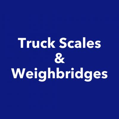 Truck Scales & Weighbridges
