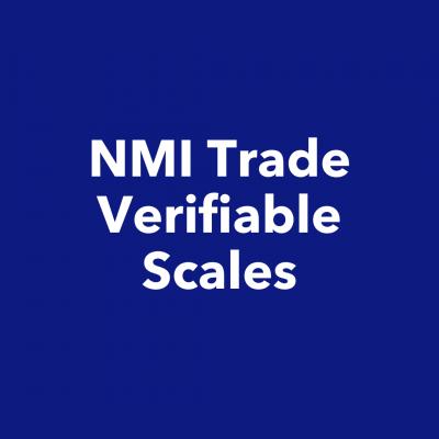 NMI Trade Verifiable Scales