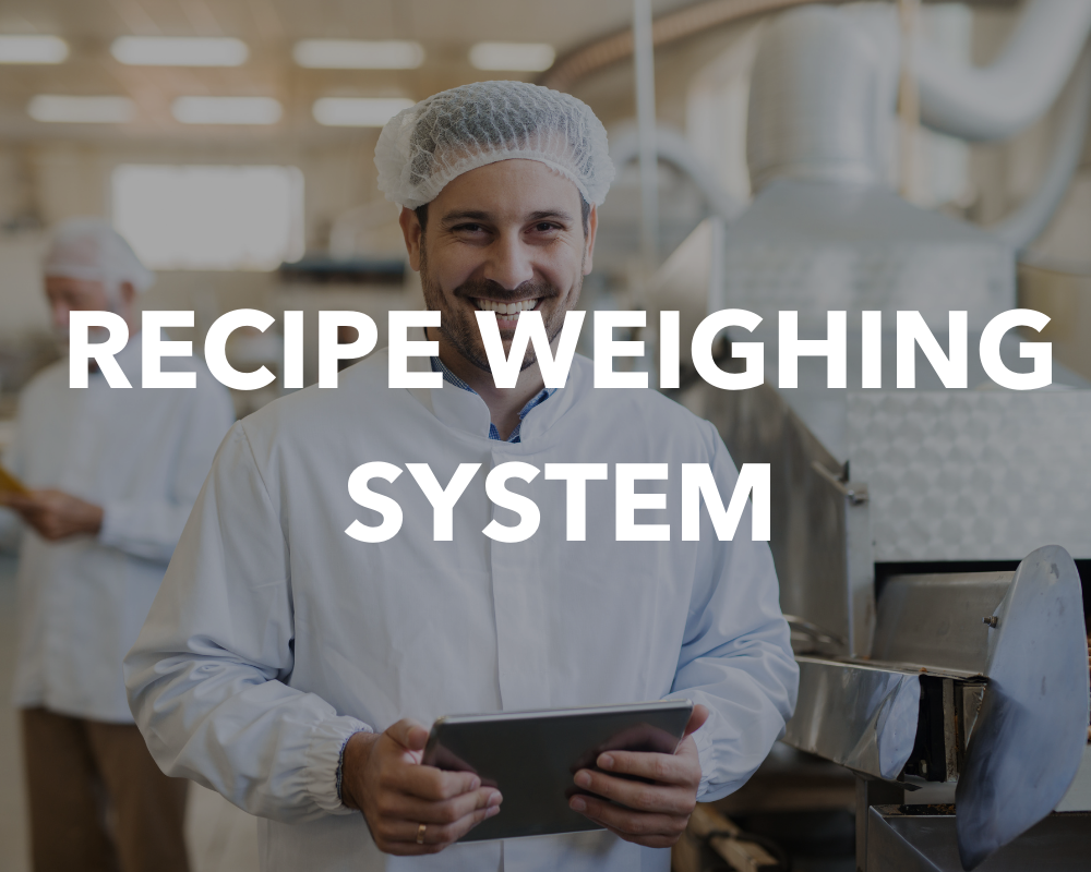 Recipe Weighing System